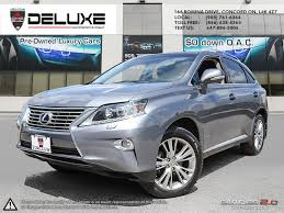 2012 lexus rx 350 for sale canada used lexus rx 350 for sale barrie on cargurus