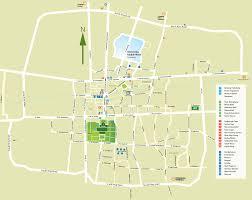 Phoenix Zoo Map by Yogyakarta Wikitravel