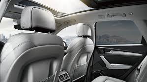 Audi Q5 Interior - 2018 audi q5 interior features butler audi south atlanta