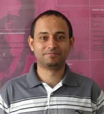 Khalid joined us from Sanaa University, Sanaa/Yemen - Student_Khalid