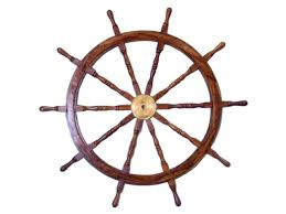 amazon com nautical deluxe class wood and brass decorative ship