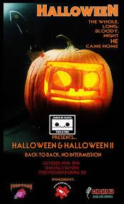 video dungeon theatre presents halloween double feature oak