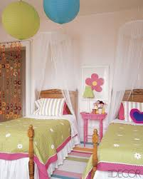 Pottery Barn Kids Bathroom Ideas Wonderful Shared Girls Bedroom Accented With Pottery Barn Kids