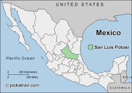 San Luis Potosí, used in this case study analysis, is just one of many states in Mexico. The other interesting point I thought about while reading was the ... - san_luis_potosi