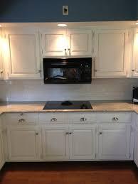 Painted Kitchen Backsplash Photos Chalk Paint Kitchen Cabinets Kitchen Design Ideas