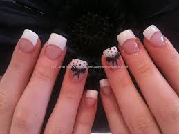 34 white tip nail design 16 white tip nail designs different