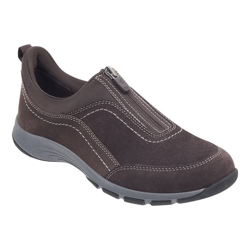 Easy Spirit Cave Walking Shoes Grey- Womens