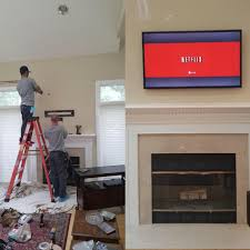 home theater installer tv and home theater installation electrician services