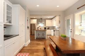 Remodeled Kitchens With White Cabinets by A Trend Our Clients Love White Cabinetry Thompson Remodeling