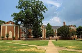 William Burns Paterson Hall    Kids Encyclopedia   Children     s     Photograph William Burns Paterson Hall is on the campus of Alabama State University in Montgomery