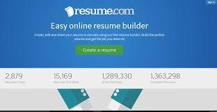 Resume Builders Online by Online Resume Builder