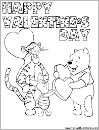 coloring pages kitty valentines itgod