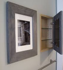 Bathroom Mirror With Lights Built In by Best 25 Medicine Cabinets With Lights Ideas On Pinterest