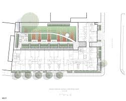 this site plan of 29 garden street residence hall shows the