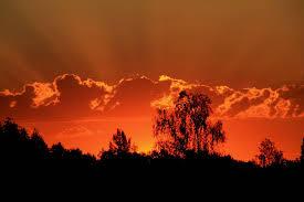 Sonnenuntergang in Sindelsdorf - Bild \u0026amp; Foto von oberhauser Markus ... - 10545682