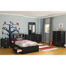 Black Childrens Bedroom Furniture Spark Contemporary Mates Bed Single Black Kids Beds Best