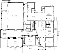 Classroom Floor Plan Builder Floor Plans Leu Gardens