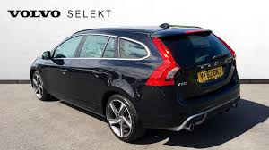 volvo v60 d2 rdesign 1 owner full service history with riverside