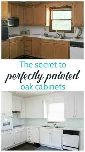 Painting Kitchen Cabinets Two Different Colors Best 25 Updating Oak Cabinets Ideas On Pinterest Painting Oak