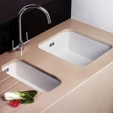 Sinks Ideas  Olivertwistbistrocom - Ceramic white kitchen sink