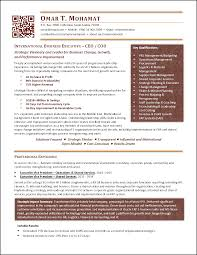 start a resume writing business executive resume international page 1 png international executive coo resume example