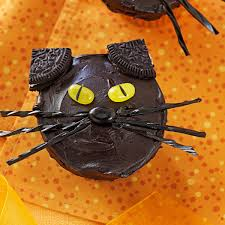 halloween cupcake recipes taste of home