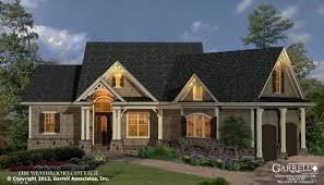 westbrooks cottage house plan house plans by garrell associates