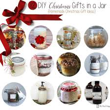 Home Made Christmas Gifts by Diy Christmas Gifts In A Jar Homemade Christmas Gifts The