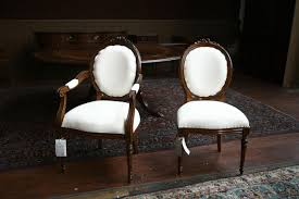 8 upholstered dining chairs mahogany round back chairs set of 8