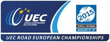 Championnats d'Europe de cyclisme sur route 2015