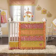 Monkey Crib Set Dena Bali Blossom 9 Piece Crib Bedding Set