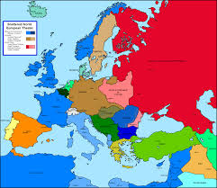 Former Soviet Union Map Europe Map The Biafran