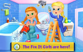 fix it girls house makeover android apps on google play