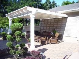 Custom Gazebo Kits by Custom Fabricated Pergola Covers