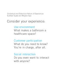experience   Self Service Design Self Service Design   WordPress com