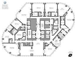 New York Apartments Floor Plans by Luxury Condo Floor Plans New York