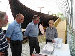 an afternoon at the viking ship saga publishers international