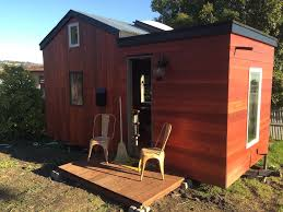 Tiny Homes California by Rooftop Deck On This Designer Tiny House In Oakland California