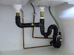 Plumbing For Kitchen Sink Easyrecipesus - Kitchen sink plumbing kit