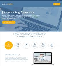 Best Resume Header Format by 22 Top Best Resume Builders 2016 Free U0026 Premium Templates