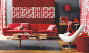 red living room ideas dark grey and red living room red and grey