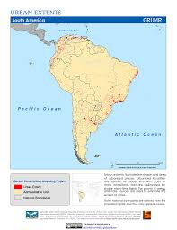 Map Of South America And Caribbean by Map Gallery Sedac