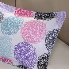Purple Bed Sets by Amazon Com Mizone Carly 4 Piece Comforter Set Full Queen Purple