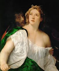 Lucretia and her Husband