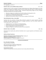 Resume Samples Electrical Engineering by Machinist Resume Sample Machinist Resume Samples Sample Machinist