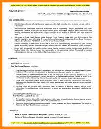 Sample Of Warehouse Worker Resume by 7 Warehouse Supervisor Resume Informal Letter