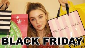 victoria secret free tote bag black friday black friday haul 2016 alexa losey shopping sales u0026 deals