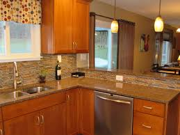 Maple Creek Kitchen Cabinets by Schrock Cabinets In Maple Cattail Our Kitchen And Living Room