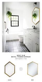 best 25 black framed mirror ideas on pinterest diy bathroom