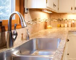 What Is The Best Kitchen Faucet Kitchen Modern Under Mount Primary Sink With Stainlesss Faucet